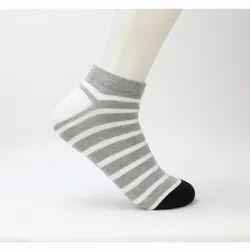 Woodland BD 156 Striped Ankle Length Men's Socks