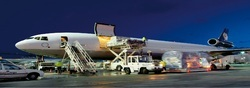 Domestic Air Cargo Service, Capacity / Size Of The Shipment: No Limits