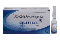QUTIDE 1ml-5ml Octreotide Acetate Injection, For Gastroenterology, Treatment: Sever Diarrhea