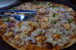 Paneer Cheese Pizza