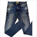 Men Denim Shaded Jeans