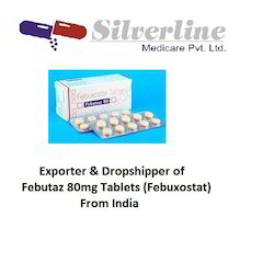 Febuget 80mg Tablets (Febuxostat)