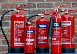 Latex and Trap Fire Carbon Steel and Mild Steel Fire Extinguishers