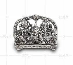 Metal Lakshmi Ganesh Idols for Diwali