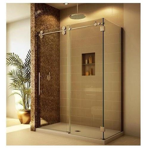 Corner Shower Enclosure at Rs 18000 /barrel | Dilshad Garden | Delhi ...