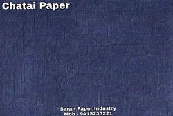 Blue Color Chatai Paper