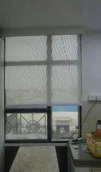 Cloth Horizontal Blinds White Window Roller Blind