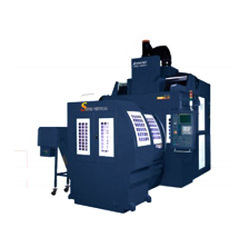 Double Column Turning Machine