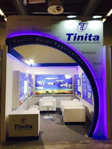 Exhibition Stall Lights : Exhibition stall fabrication in borivali west mumbai id