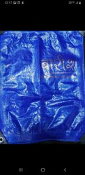 Blue Tarpaulin Sheet
