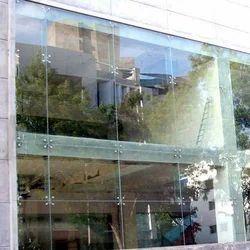 Spider Glazing Work
