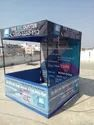 Printed Canopy Demo Tents