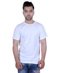 Men''s Cotton Round Neck T-Shirt
