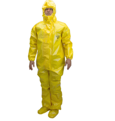 Tychem Coveralls