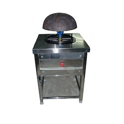 Steel Rumali Roti Maker, Size: 2x2 Feel