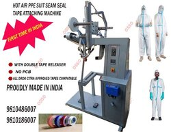 Hot Air Tape Attaching Machine For PPE