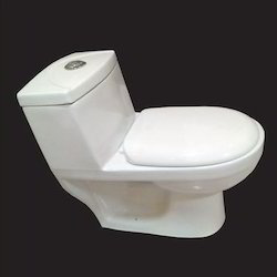 Florence Ivory One Piece Toilet Seat, Size/dimensions: 700 X 410 X 130 Mm