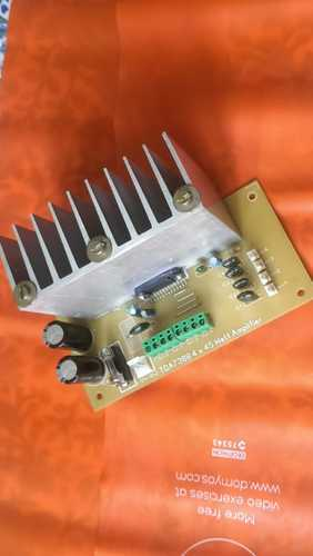 Quad Audio Amplifier Board
