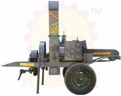 Heavy Duty Tractor Operated Chaff Cutter Machine