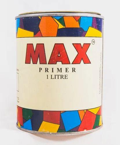 Max Solvent Based Primer