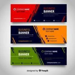 7 Days Company banner Design