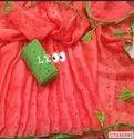 Fancy Georgette Indian Wear Saree