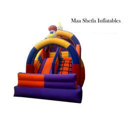 Inflatable Bouncy Slide