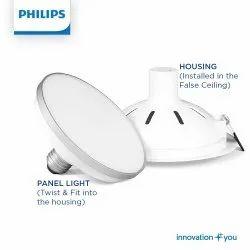 Phillips Philips Ceiling Secure Downlighter 9 Watt Cool Day Light/Warm White