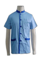 Housekeeping Uniform Shirt, Size: Xs And Medium