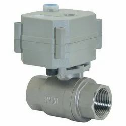 Shah 2 & 3 Way Motorized Control Valve