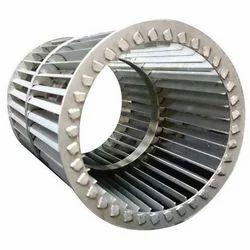 Open GI External Rotor Double Inlet Impeller