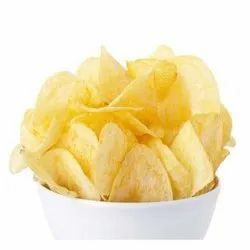 Classic Salted Potato Wafers, 20 kg box, Packaging Size: 200 Gm