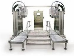 Two Head Aseptic Filler