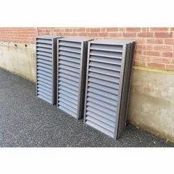 Aluminum Aluminium Louvers Services