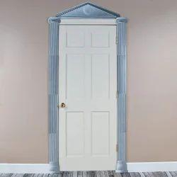 Designer RCC Door Frame, Dimension/size: 6-7 Feet