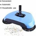 All in One Sweep Drag 360 Degree Multi-Functional Hand Push Spin Broom