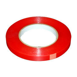 EURO Red Polyester Tapes