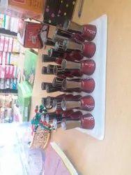Dozy Total shades Nail polish, 24 Pcs Try