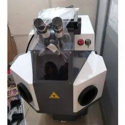 Indian Jewelry Laser Welding Machine (200 watt, 100 jules)