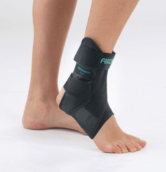 Black And Posterior Tibial Tendon Dysfunction Brace, Rs 3710 /unit
