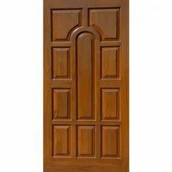 Sagwan Wooden Front Door Design