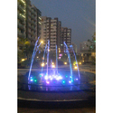 Architectural Programmable Fountain