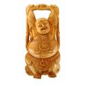 Laughing Buddha Carving