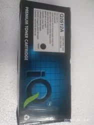 IQ 12a Black Toner Cartridge for HP (Q2612A)