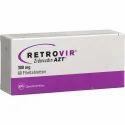 Retrovir 300mg Medicine For Clinical & Hospital