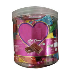 Bar Milky Choco Candy