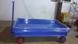 Mild Steel Tow Trolley, Model: NT-TT