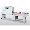 Pneumatic L-Sealer Shrink Tunnel
