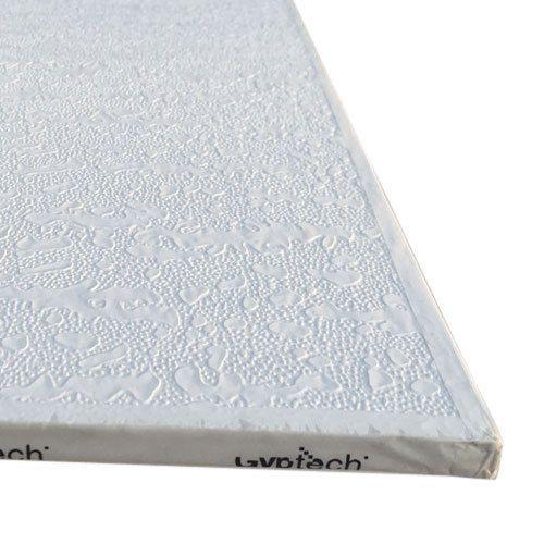 Vinyl Laminated Gypsum Ceiling Tile At