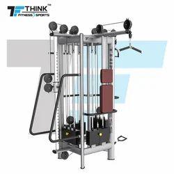 4 Station Multi Gym Machine